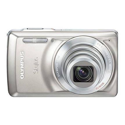 Фотоаппарат Olympus Mju-7030 (Stylus 7030) Silver, фото 2