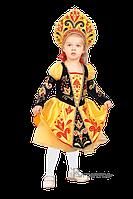 Детский карнавальный костюм ХОХЛОМА код 273 28