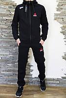 Спортивный костюм мужской черный зимний Reebok UFC, фото 1