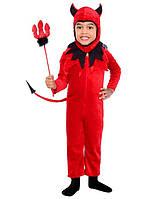 Карнавальный костюм Чертенок для мальчика, костюм на хэллоуин / Pr - 2092