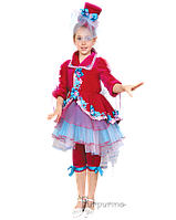 Детский карнавальный костюм КУКЛА АМАЗОНКА код 290 28