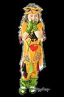Детский карнавальный костюм для девочки БАБА ЯГА код 2007 30