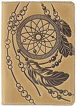Обложка на паспорт SHVIGEL 15303 Желтая, Желтый