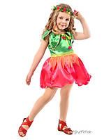 Детский карнавальный костюм ДЮЙМОВОЧКА код 2126 28