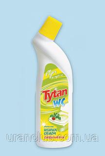 Засіб для чищення унітазів TYTAN Лимон 700 мл