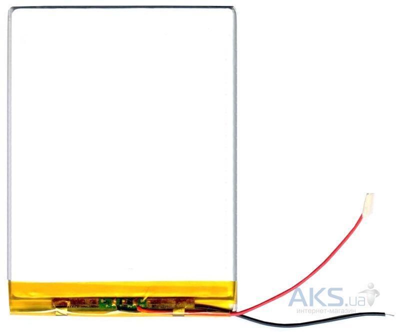 Аккумулятор для планшета Универсальный 4.0*63*142mm (3.7V 3000-3800 mAh)