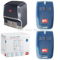 BFT ARES BT A1000 KIT автоматика для откатных ворот комплект