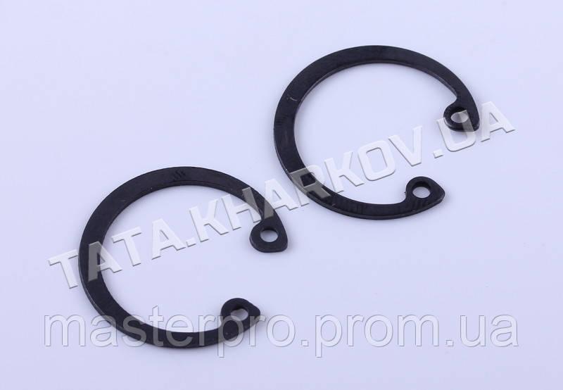 Кольца стопорные пальца поршневого (2 шт.) - 186F