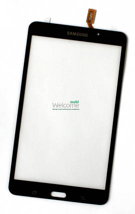 Сенсор Samsung T230 Galaxy Tab 4 7.0, Wi-fi, black (оригинал) тач скрин для планшета, фото 2