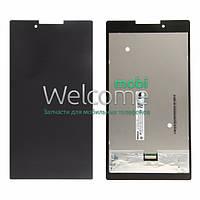 Модуль Lenovo IdeaTab  A7-30HC black дисплей экран, сенсор тач скрин для планшета