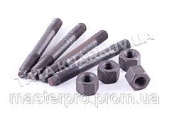 Шпильки крепления головки с гайками (к-т 4 шт.) - ZS/ZH1100