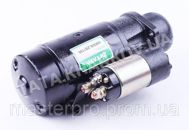 Стартер электрический Z-11 12V 2.0KW - ZS/ZH1100, фото 2