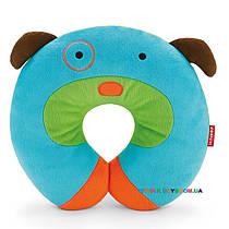 Подушка под шею Skip Hop Zoo Neckrest Dog Собачка