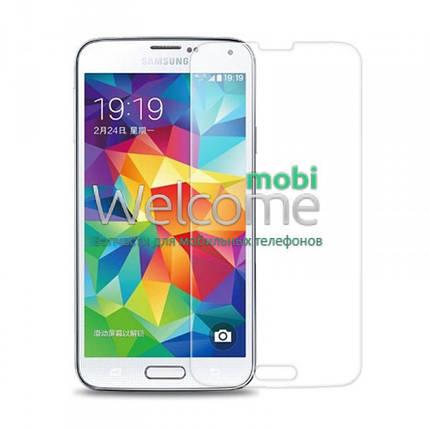 Защитное стекло Samsung G800H Galaxy S5 Mini (0.3 мм, 2.5D, с олеофобным покрытием), фото 2