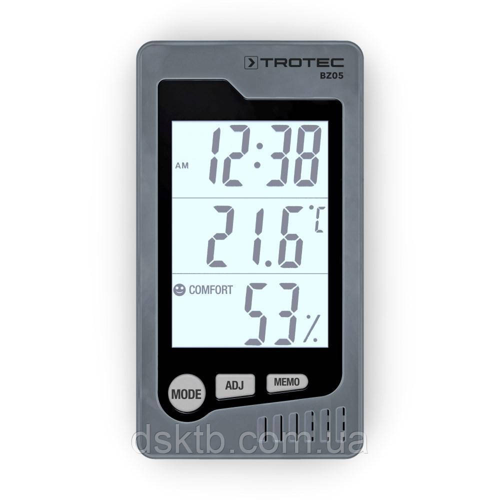 Термогигрометр Trotec BZ05 (Германия)