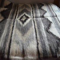 Одеяло, плед, покрывало 100% натуральная шерсть двуспальное (190х215 см, 5,0 кг)