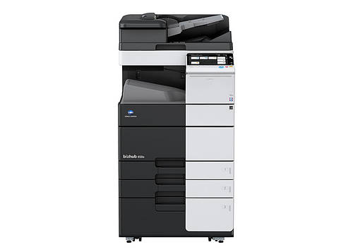 KONICA MINOLTA bizhub 458e (принтер/копир/сканер/ADF)