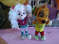 Барбоскины Роза, Дружок,Малыш мягкая игрушка 33 см музыкальная, фото 2