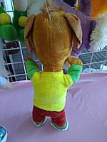 Барбоскины Роза, Дружок,Малыш мягкая игрушка 33 см музыкальная, фото 6