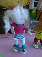 Барбоскины Роза, Дружок,Малыш мягкая игрушка 33 см музыкальная, фото 5