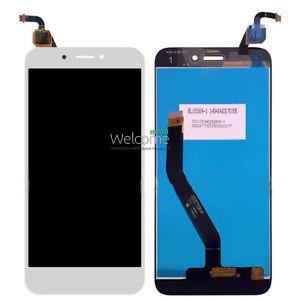 Модуль Huawei Honor 6A DLI-TL20 white дисплей экран, сенсор тач скрин Хонор