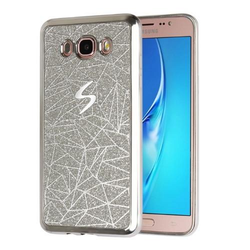 Силиконовый чехол Геометрия для Samsung Galaxy J3 J320 2016