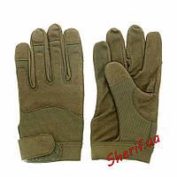 Перчатки тактические военные MIL-TEC Olive 12521001 L