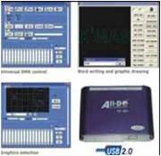BIG ПО для DMX управления BIG BD-IBM-1 DMX CONTROLLER