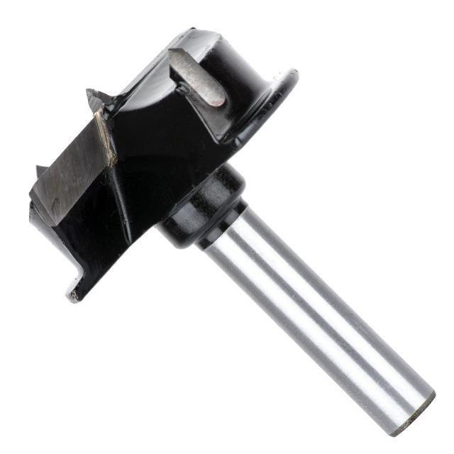 Свердло Форстнера 35 мм з обмежувачем INTERTOOL SD-0495