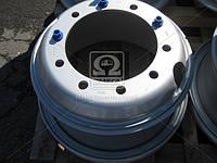 Диск колесный  МАЗ 20х8,5  в сборе с кольцами (Jantsa)