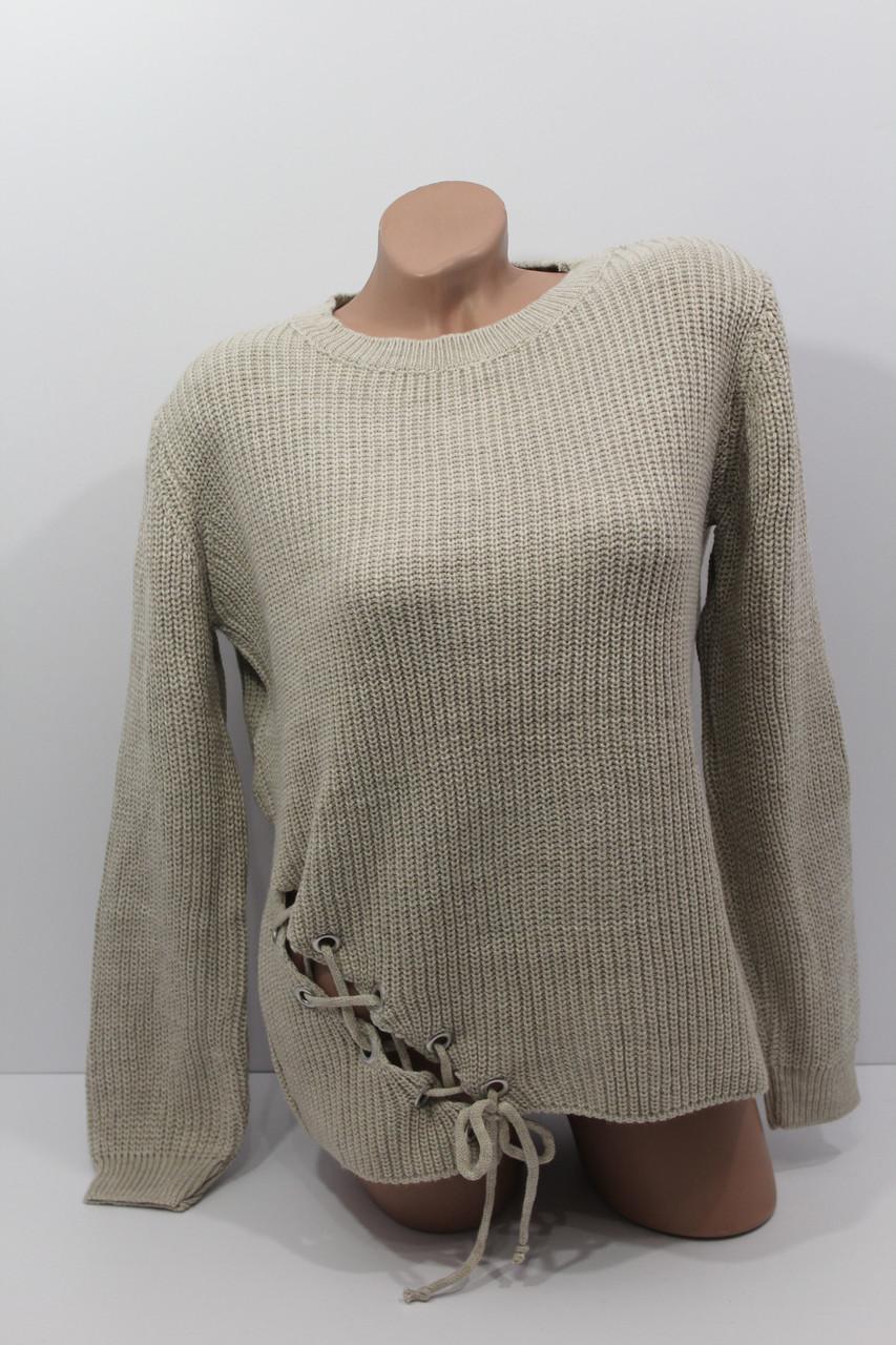 Купить Вязаный женский свитер оптом и в розницу LAM 1802 в ... 0f76a0c2b7a74