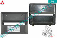 Накладка двери багажника MN123521 Mitsubishi PAJERO III 2000-2006