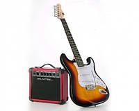 Suntec Гитарный комплект Suntec G10 Black
