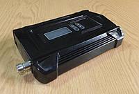 Двухдиапазонный репитер ретранслятор усилитель WR-2065-GW PRO GSM 900/3G 2100 MHz, 500-800 кв. м. Регулировка.