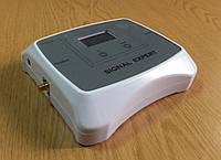 Двухдиапазонный репитер усилитель AT-1872-DW DCS 1800/4G LTE 1800 MHz + 3G 2100 MHz с дисплеем