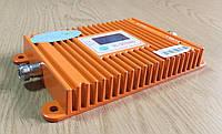 Двухдиапазонный репитер усилитель SST-2370-DW DCS 1800/4G LTE 1800 MHz + 3G 2100 MHz с дисплеем