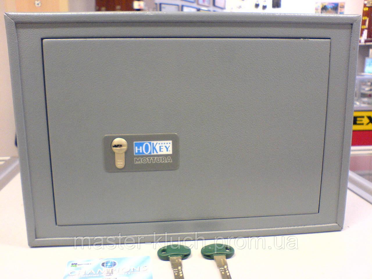 Сейф  Mottura 10.HS 6500 мебельный
