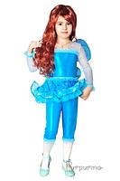 Детский карнавальный костюм Феи Винкс Блум Код. 668