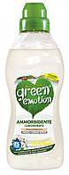 Гипоалергенный концентрированный кондиционер-ополаскиватель Green Emotion Ammorbidente Gelsomin 750 ml