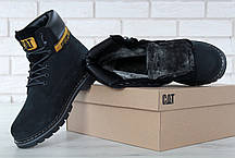 Женские зимние ботинки Caterpillar Colorado Fur, женские ботинки. ТОП Реплика ААА класса., фото 2