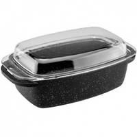 Гусятница Vinzer 89457 (5.6 л) Premium Granite Induction Line (69457)