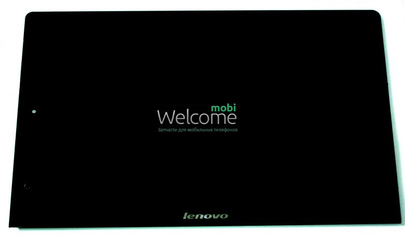 Модуль Lenovo B8000 Yoga Tablet 10 black, N101ICE-G61, MCF-101-1093 дисплей экран, сенсор тач скрин для планшета