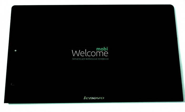 Модуль Lenovo B8000 Yoga Tablet 10 black, N101ICE-G61, MCF-101-1093 дисплей экран, сенсор тач скрин для планшета, фото 2