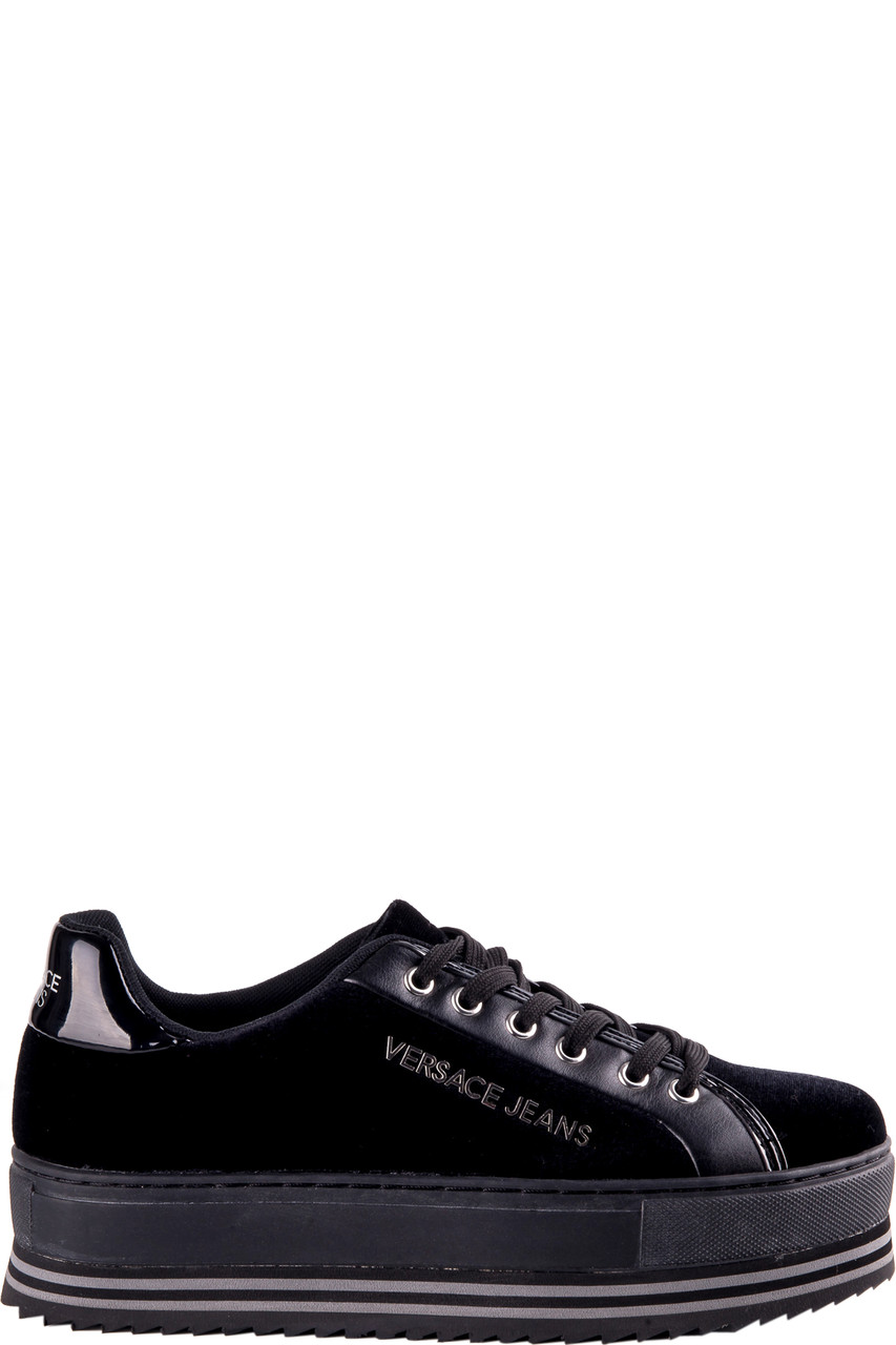 e0a9a18ba220 Итальянские женские кроссовки Versace Jeans 18BSF1 - OUTLET ITALIAN в Киеве