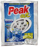 Засіб для чищення труб  для холодної води 60 гр, Peak Out