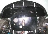Металлическая (стальная) защита двигателя (картера) Alfa Romeo 147 (2000-2010) (V-1,6; 2,0; 1,9TD;)