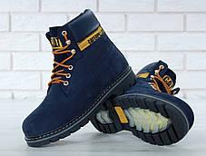 Мужские зимние ботинки Caterpillar Colorado Fur, мужские ботинки. ТОП Реплика ААА класса., фото 3