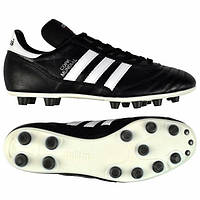 Профессиональные футбольные бутсы кожа Adidas Copa Mundial FG 015110 - все размеры