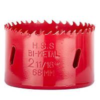 Коронка по металу біметалева 68 мм INTERTOOL SD-5668