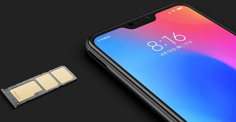 Xiaomi redmi 6 pro 4/32+подарки чехол и защитная пленка